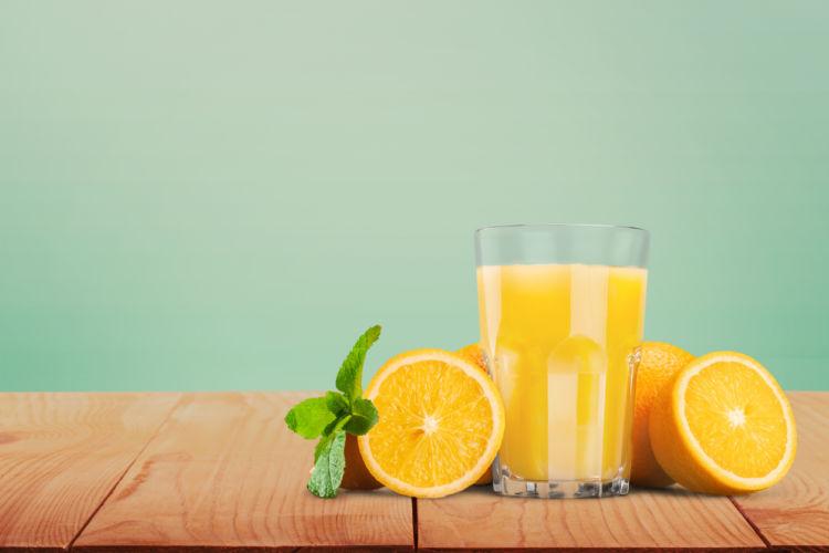 みかんジュースにはどんな栄養効果がある?