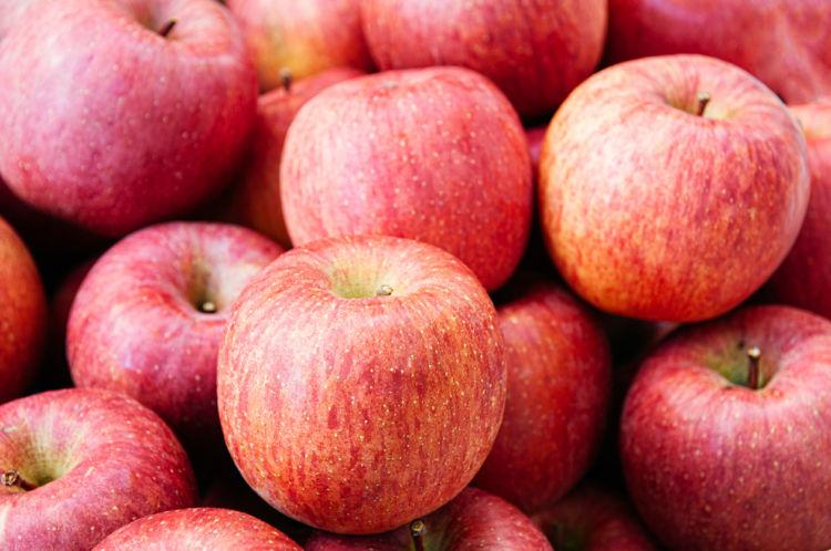 スムージーに使える果物①「りんご」