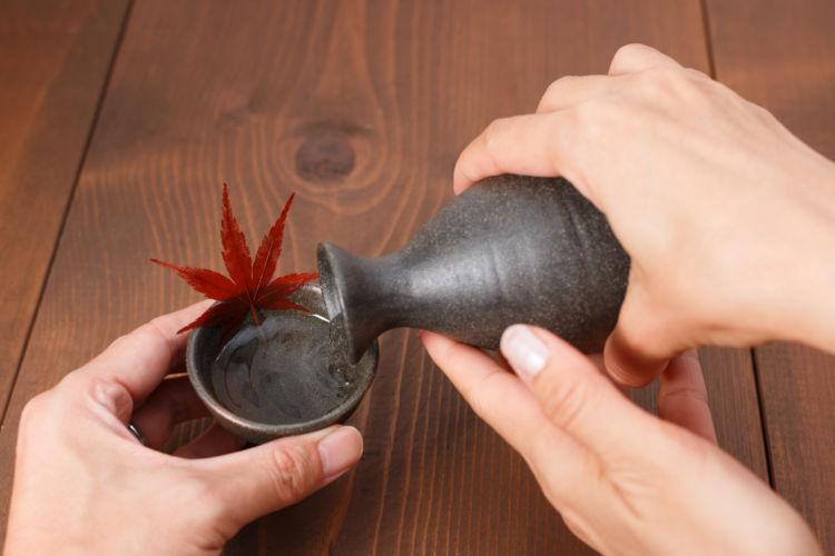 犬に与えてはダメ!危険なアルコール(お酒)の種類⑤「日本酒」