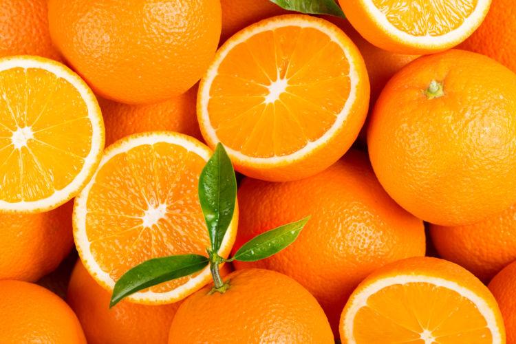 犬に与えて良いみかんの種類②【オレンジ 】