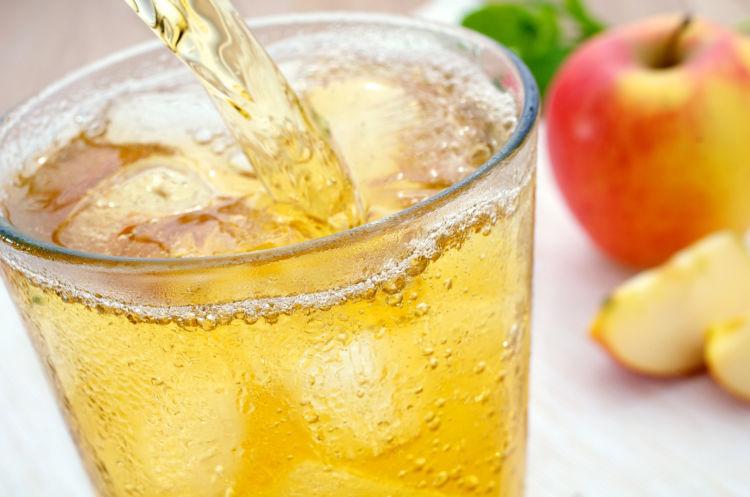りんごの加工品②【りんごジュース】