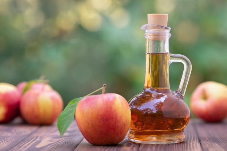 りんごの加工品①【リンゴ酢】