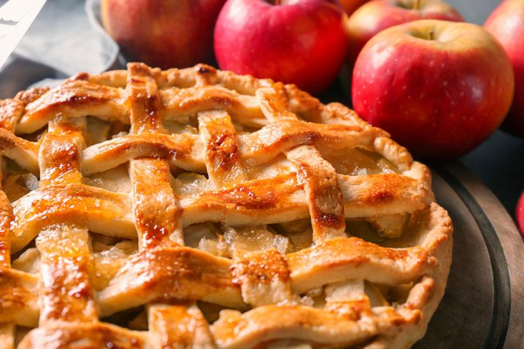 りんごの加工品⑤【りんごケーキ】