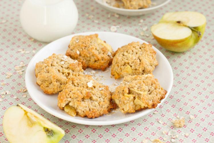 りんごの加工品④【りんごクッキー】