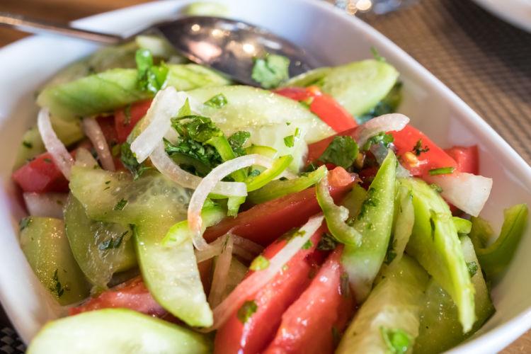 危険な玉ねぎ料理⑦【サラダ】