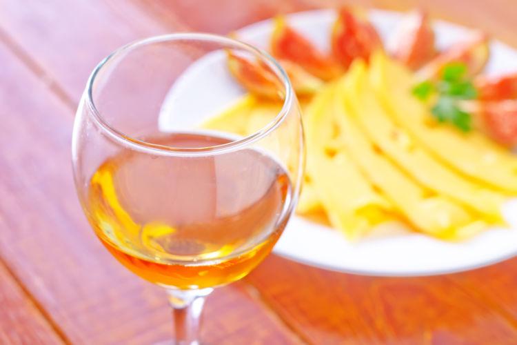 危険ないちじく料理⑨【ワイン】