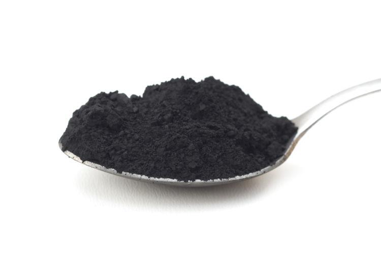 薬の誤飲、治療法③ 「活性炭の利用」
