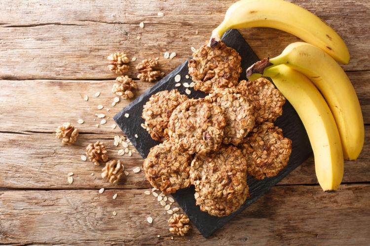バナナ製品⑤【バナナクッキー】