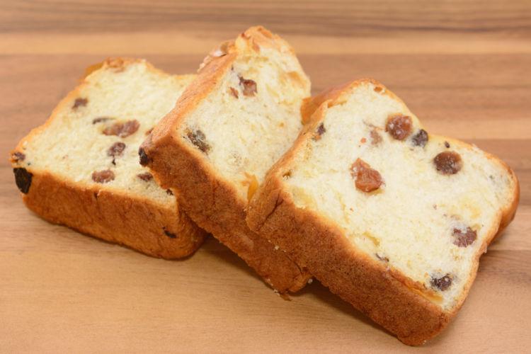危険なぶどう製品③「ぶどうパン」