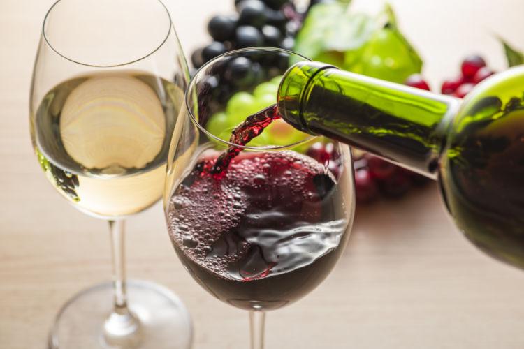 危険なぶどう製品⑩「ワイン」