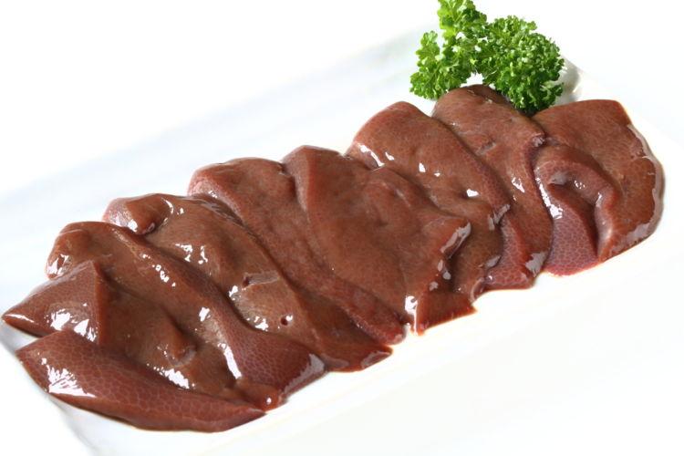 犬の貧血改善「食べ物」①【鉄分】