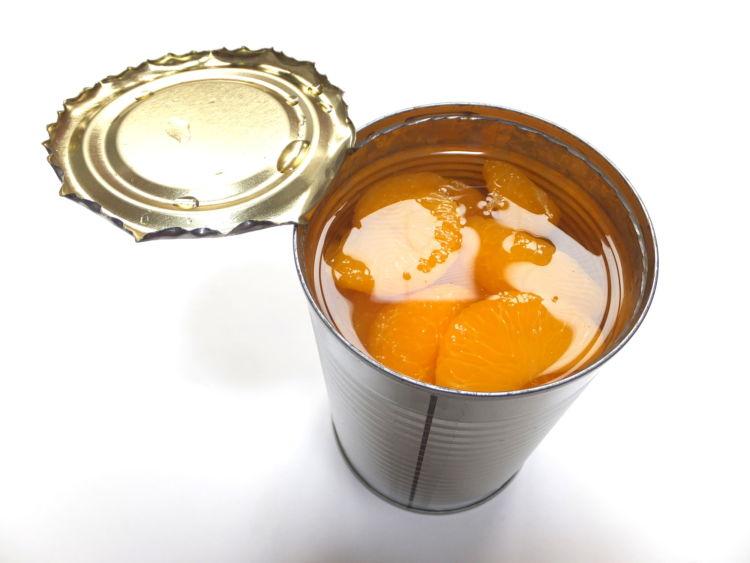 犬にみかんの【缶詰】を食べさせても大丈夫?