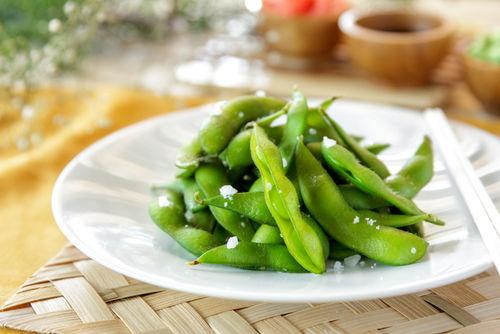 犬に枝豆を食べさせる際に、塩茹でした方が良い?