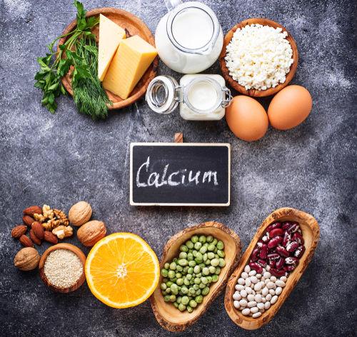 小松菜に含まれる栄養素②「カルシウム」