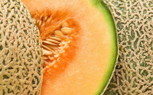 メロンの栄養素②「ベータカロテン」含有量が多い