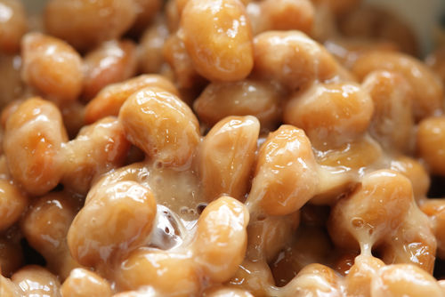 納豆のメリット③ 「ビタミンK2」骨の成形を強化