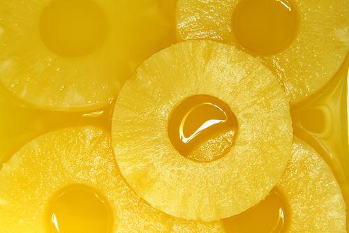 パイナップルの「栄養素」