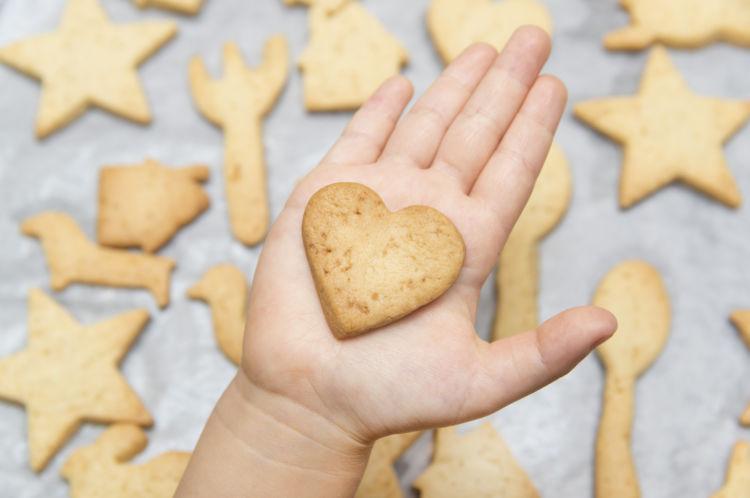 愛犬に犬用クッキーを手作りするメリット!(原料・無添加)