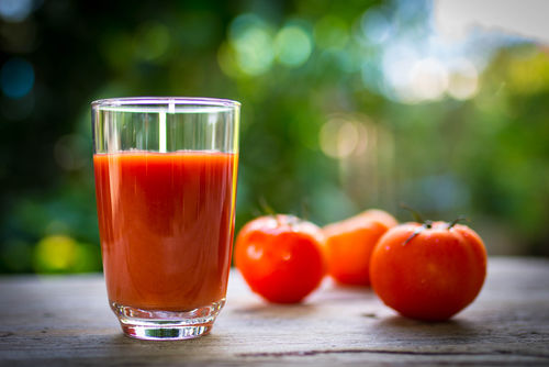 活性酸素の発生を抑えるトマト