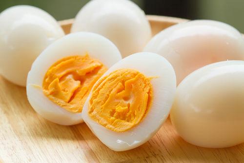 愛犬に与えるゆで卵の栄養素やメリットは?