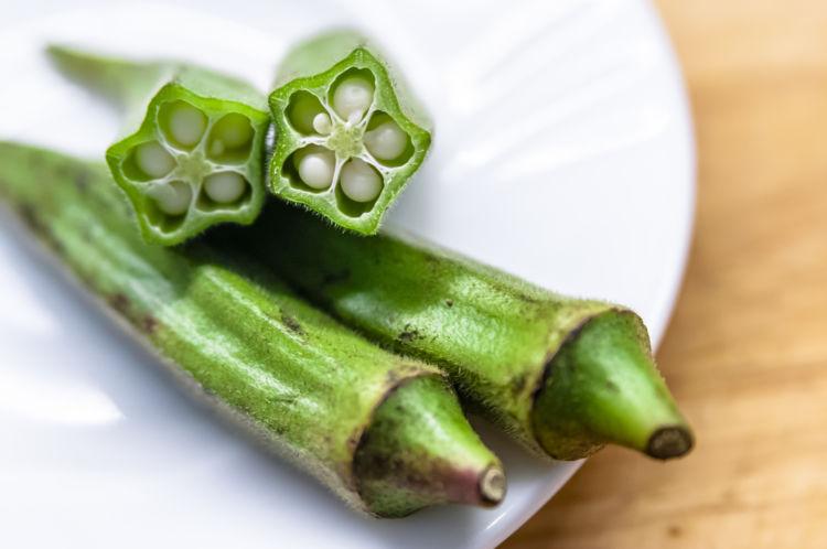 食べて大丈夫な野菜⑯【オクラ】