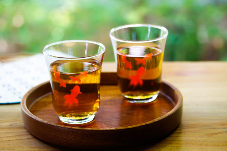 与えて大丈夫な飲み物④【麦茶】