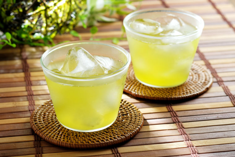 飲ませてはダメな飲み物③【緑茶・紅茶など】